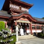 松山 伊佐爾波神社