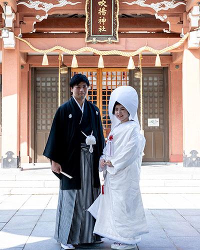 神社挙式+フォトプラン